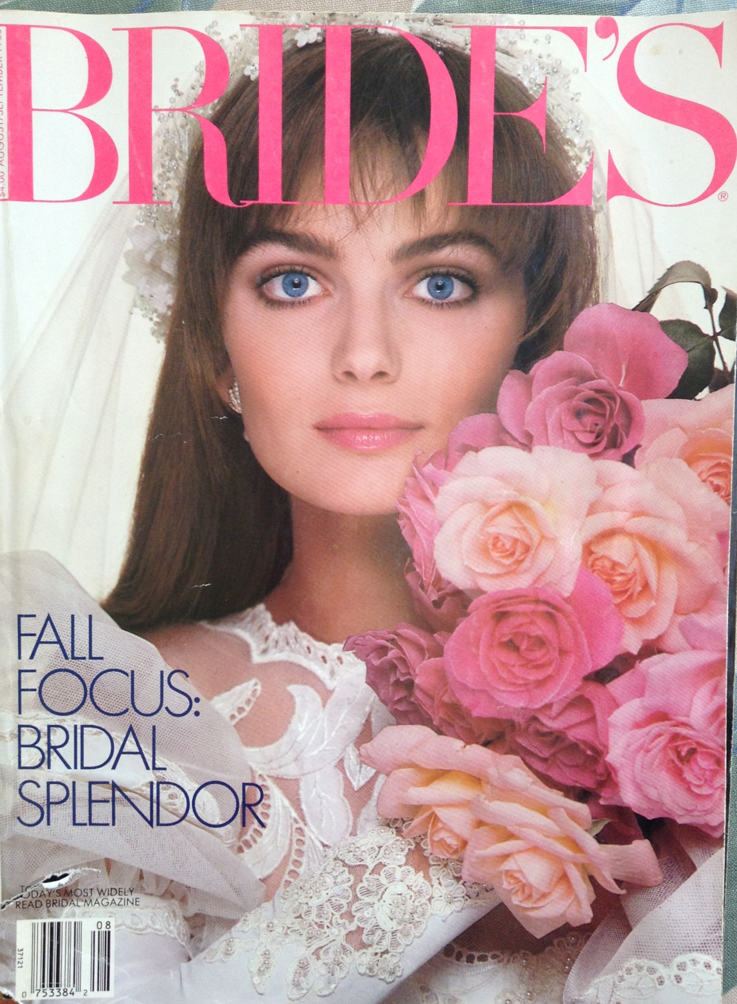 80s Fashion Exclusive The 11 Worst Wedding Gowns Bridesmaid Dresses From 1985 Bride S Magazine