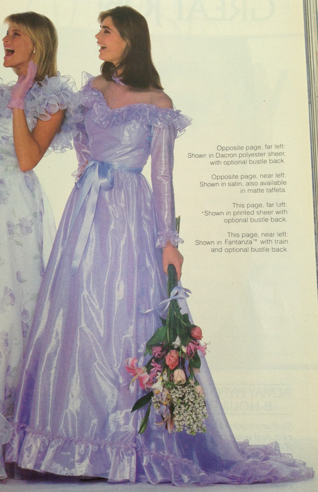 80s fashion exclusive the 11 worst wedding gowns bridesmaid 2 ombrellifo Images