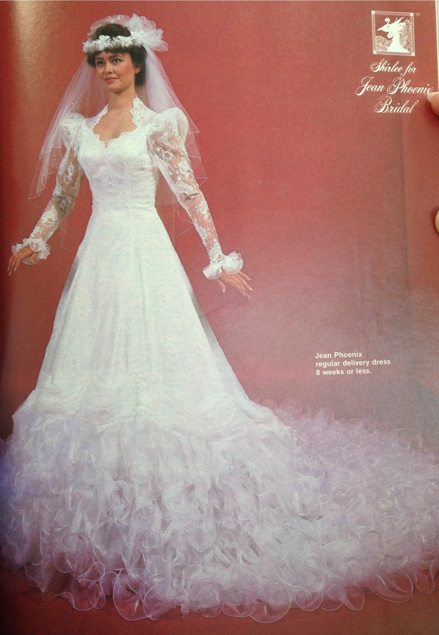 80s fashion exclusive the 11 worst wedding gowns bridesmaid 4 junglespirit Choice Image