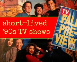 90s TV shows